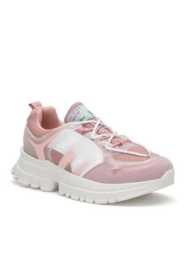 Dark Seer Ds3.5154 Sneaker 2021 Kadın Pudra